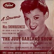 Click here for more info about 'Judy Garland - A Souvenir From Miss Showbusiness'
