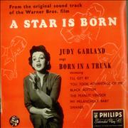 Click here for more info about 'Judy Garland - Born In A Trunk EP'