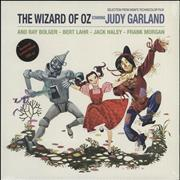 Click here for more info about 'Judy Garland - The Wizard Of Oz - 180gram Splattered Vinyl - Numbered Sleeve - Sealed'