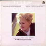 Click here for more info about 'Judy Holliday - Holliday With Mulligan'