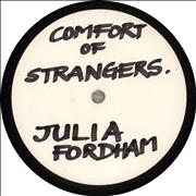 Click here for more info about 'Julia Fordham - Comfort Of Strangers - Test Pressing'