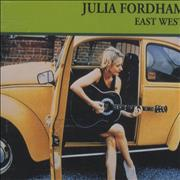 Click here for more info about 'Julia Fordham - East West'