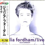 Click here for more info about 'Julia Fordham - Live'