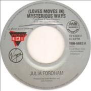 Click here for more info about 'Julia Fordham - [Love Moves In] Mysterious Ways'