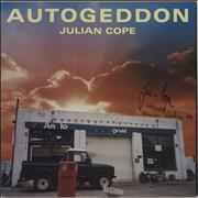 Click here for more info about 'Autogeddon - Autographed'