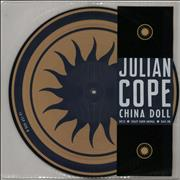 Click here for more info about 'Julian Cope - China Doll - Printed PVC'