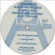 Click here for more info about 'Julian Cope - Fried Sampler - EX'