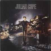 Click here for more info about 'Julian Cope - Saint Julian + Interview Disc - Advance Copy'