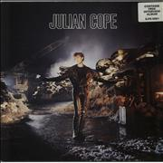 Click here for more info about 'Julian Cope - Saint Julian + Interview Disc'