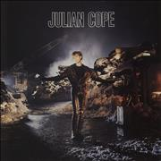 Click here for more info about 'Julian Cope - Saint Julian + bonus LP - autographed'