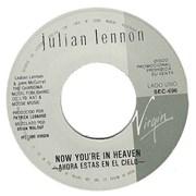 Click here for more info about 'Julian Lennon - Ahora Estas En El Cielo - Now You're In Heaven'