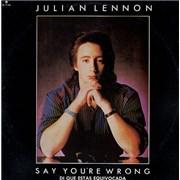 Click here for more info about 'Julian Lennon - Di Que Estas Equivocada'