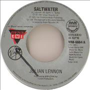 Click here for more info about 'Julian Lennon - Saltwater'