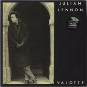 Click here for more info about 'Julian Lennon - Valotte + Poster'