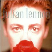 Click here for more info about 'Julian Lennon - You're The One'