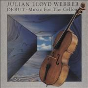 Click here for more info about 'Julian Lloyd Webber - Debut: Music For the Cello'