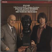 Click here for more info about 'Julian Lloyd Webber - Elgar: Cello Concerto Op.85 / Enigma Variations'