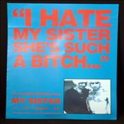 Click here for more info about 'Juliana Hatfield - My Sister - Love / Hate'
