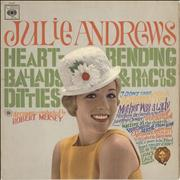 Click here for more info about 'Julie Andrews - Heart Rendering Ballads & Raucous Ditties'