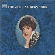 Click here for more info about 'Julie Andrews - The Julie Andrews Story - White label'