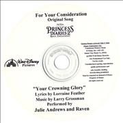 Click here for more info about 'Julie Andrews - Your Crowning Glory'