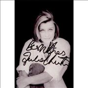 Click here for more info about 'Julie Christie - Signed Photograph - Portrait'