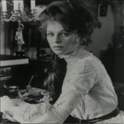 Click here for more info about 'Julie Christie - The Go Between - Autographed'