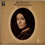 Julie Covington The Beautiful Changes - Factory Sample UK vinyl LP