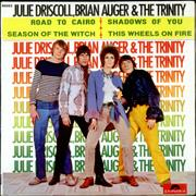 Click here for more info about 'Julie Driscoll & Brian Auger - Julie Driscoll, Brian Auger & The Trinity EP'