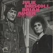 Click here for more info about 'Julie Driscoll & Brian Auger - Julie Driscoll, Brian Auger And The Trinity - VG'