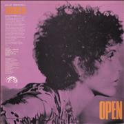 Click here for more info about 'Julie Driscoll & Brian Auger - Open - Matte - VG'