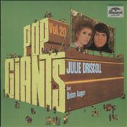 Click here for more info about 'Julie Driscoll & Brian Auger - Pop Giants Vol. 20'