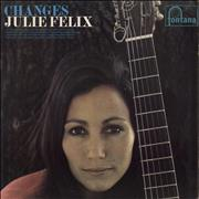 Click here for more info about 'Julie Felix - Changes - F/B'