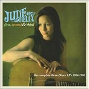 Click here for more info about 'Julie Felix - First, Second & Third [Decca LP's 1964 - 66]'