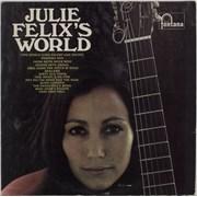 Click here for more info about 'Julie Felix - Julie Felix's World'