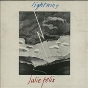 Click here for more info about 'Julie Felix - Lightning'