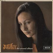 Click here for more info about 'Julie Felix - The Second Album - EX'