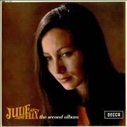 Click here for more info about 'Julie Felix - The Second Album'