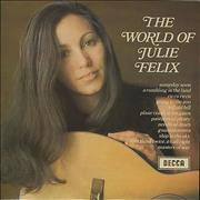 Click here for more info about 'Julie Felix - The World Of Julie Felix'