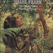 Click here for more info about 'Julie Felix - This World Goes Round & Round'
