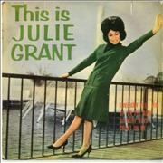 Click here for more info about 'Julie Grant - This Is Julie Grant EP'