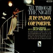 Click here for more info about 'Julie London - All Through The Night - Factory Sample'