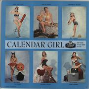 Click here for more info about 'Julie London - Calendar Girl - EX'