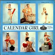 Click here for more info about 'Julie London - Calendar Girl'