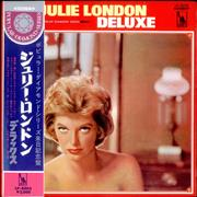 Click here for more info about 'Julie London - Deluxe - Red Vinyl'