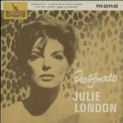 Click here for more info about 'Julie London - Desafinado EP'