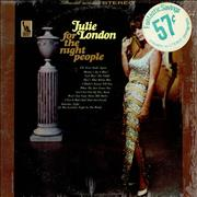 Click here for more info about 'Julie London - For The Night People'