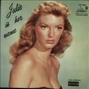 Click here for more info about 'Julie London - Julie Is Her Name - 45RPM 180gm'