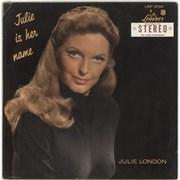 Julie London Julie Is Her Name Volume II USA vinyl LP