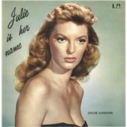 Julie London Julie Is Her Name Netherlands vinyl LP